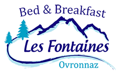 BnB les fontaines – Ovronnaz